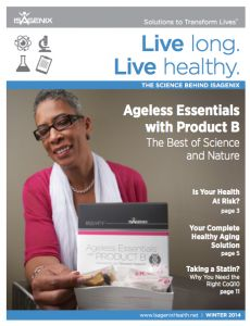 "The Winter issue of the ""Live long. Live healthy."" newsletter explains why you need Ageless Essentials with Product B. Read why in our latest newsletter and then to get yours..follow the link: http://www.4amazingresults.isagenix.com/en-US/products/categories/individual-items/ageless-essentials-product-b"