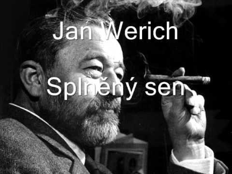 Jan Werich - Splněný sen - YouTube