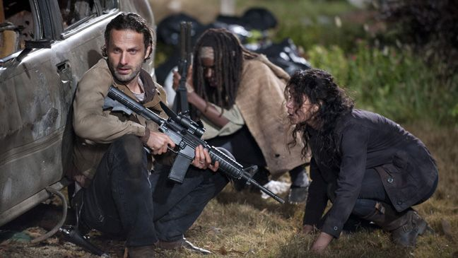 AMC Network | AMC Networks CEO Says He Sees No End to 'Walking Dead' - The Hollywood ...