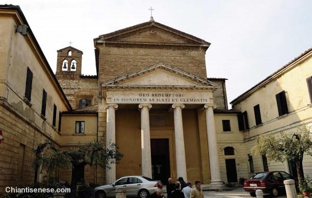Propositura dei Santi Giusto e Clemente - Castelnuovo Berardenga
