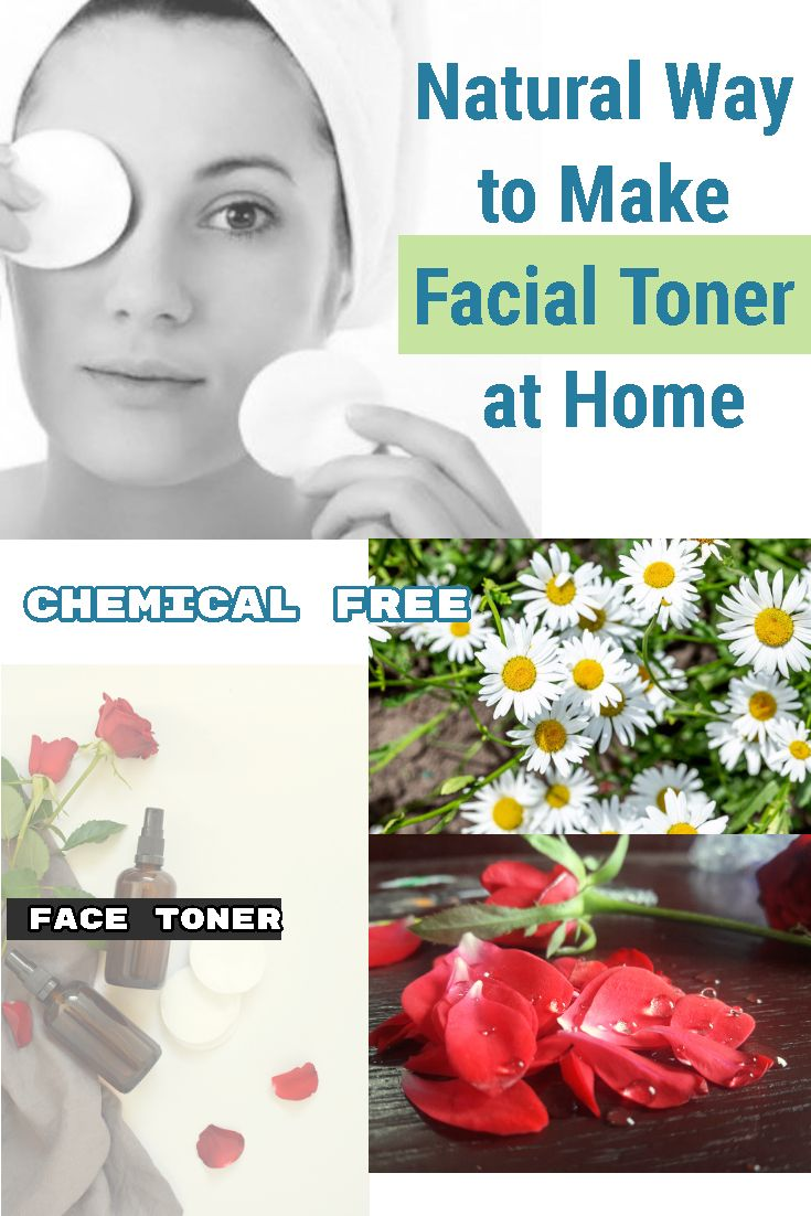 These Homemade Face Toners Help to Boost Your Skin's Vitality and Keeping It Moisturized