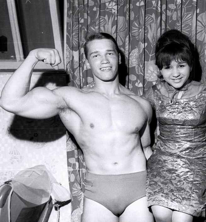 rowdy and arnold relationship goals