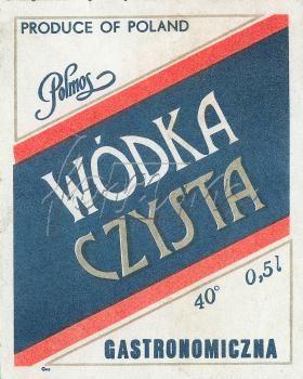 Wodka Czysta