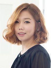 Tremendous 17 Best Ideas About Korean Perm On Pinterest Hair Color Asian Short Hairstyles Gunalazisus