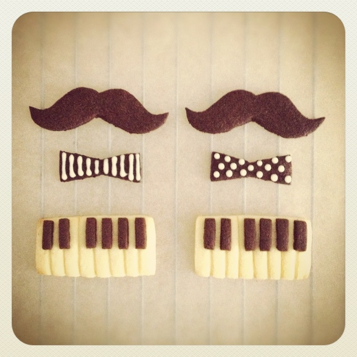 musician cookie set