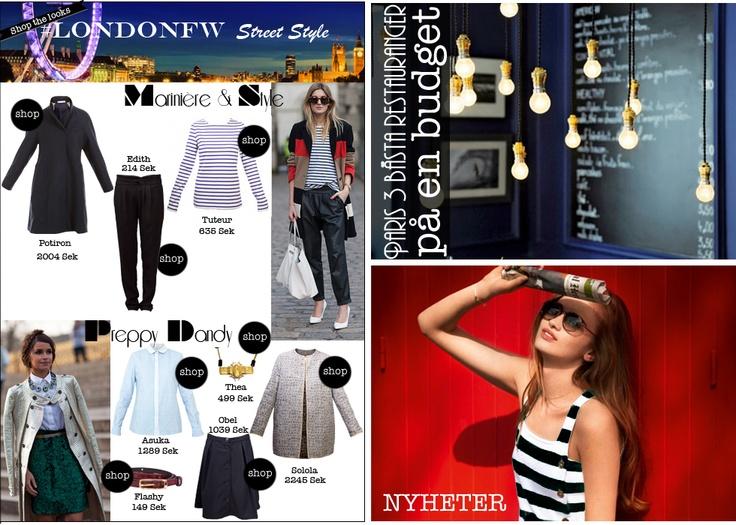 Franska kläder online - Alltid fri frakt och fria returer hos oss  http://maboutiquecherie.se/shop/#