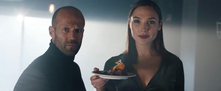 Wix I Superbowl 51 Ad I Jason Statham & Gal Gadot