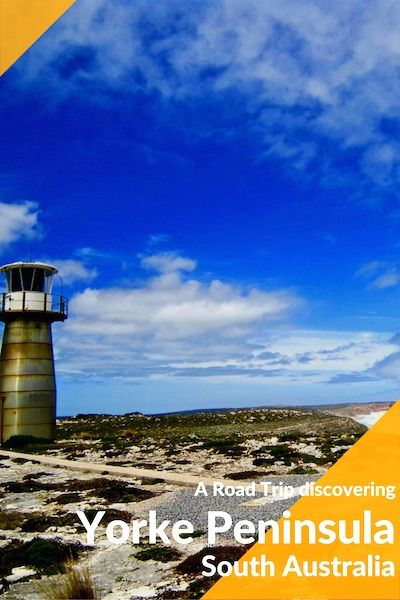 Discovering Yorke Peninsula on a Road Trip from Adelaide.