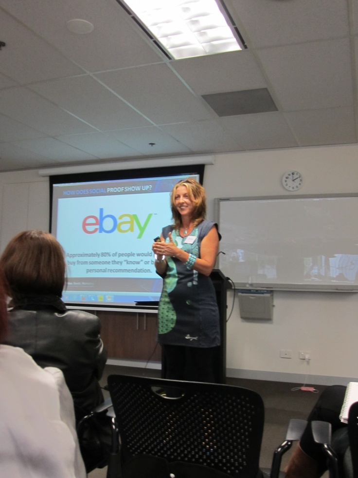 Meredith Collins describing online reputation and how it proliferates online!    Http://www.videosocialmarketing.net