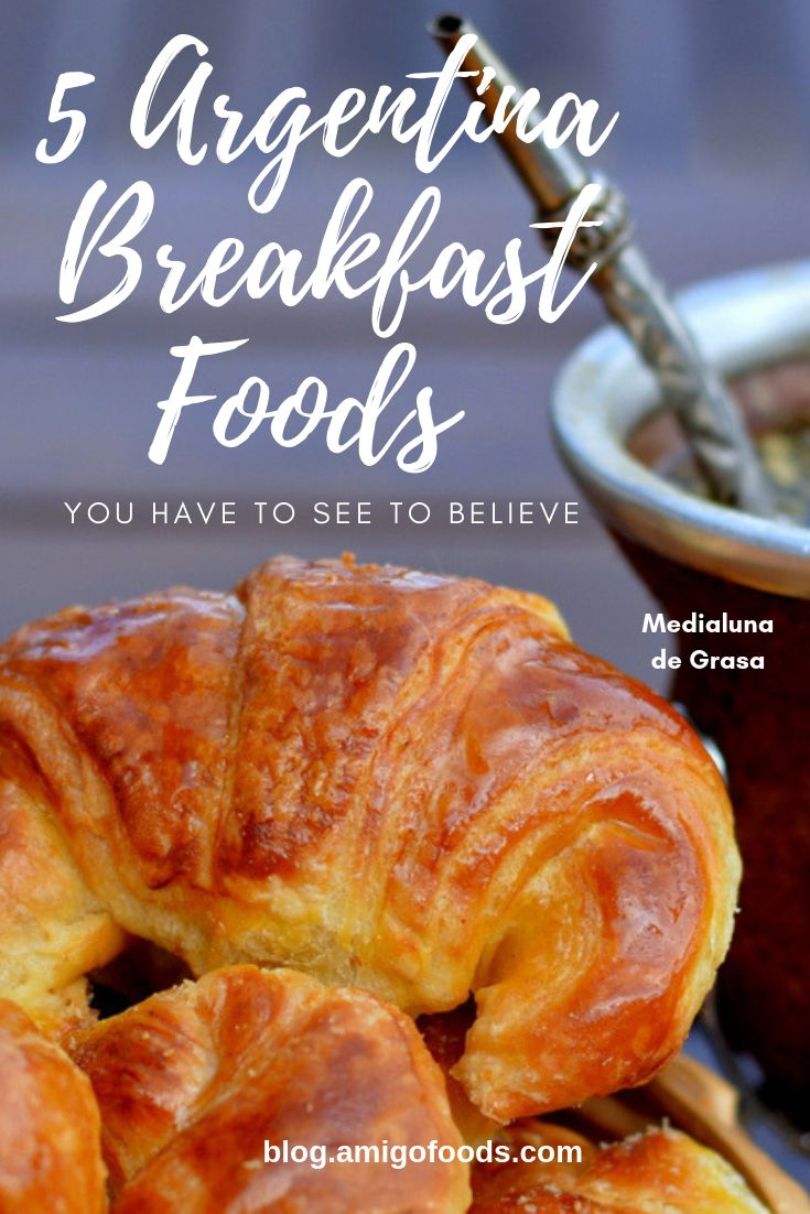 restaurant spanish breakfast foods