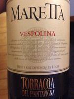 Torraccia Del Piantavigna Maretta Vespolina U.V. #wine #red #drinking #enjoy