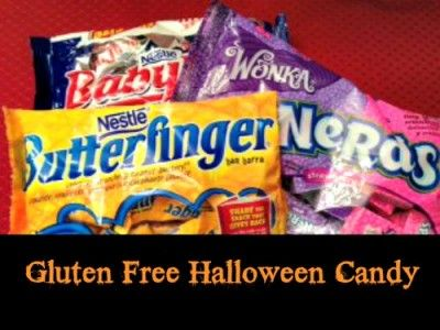 Huge List of Gluten Free Halloween Candy so I know what candy I can steal from my children