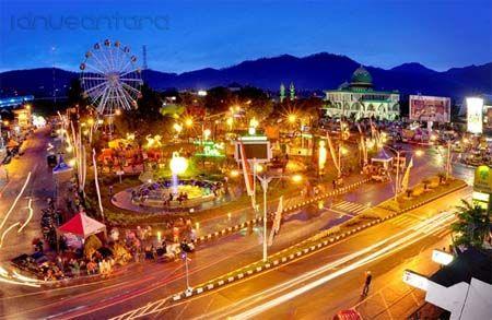 Alun-Alun Kota Batu Malang 5