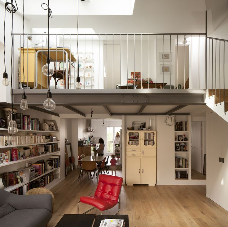 Duplex in Saint-Mande / CAIROS Architecture et Paysage