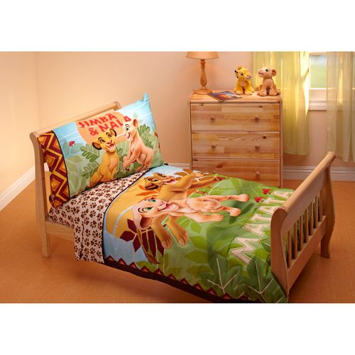 found it at wayfair lion king jungle beat 4 piece toddler bedding set find this pin and more on boys