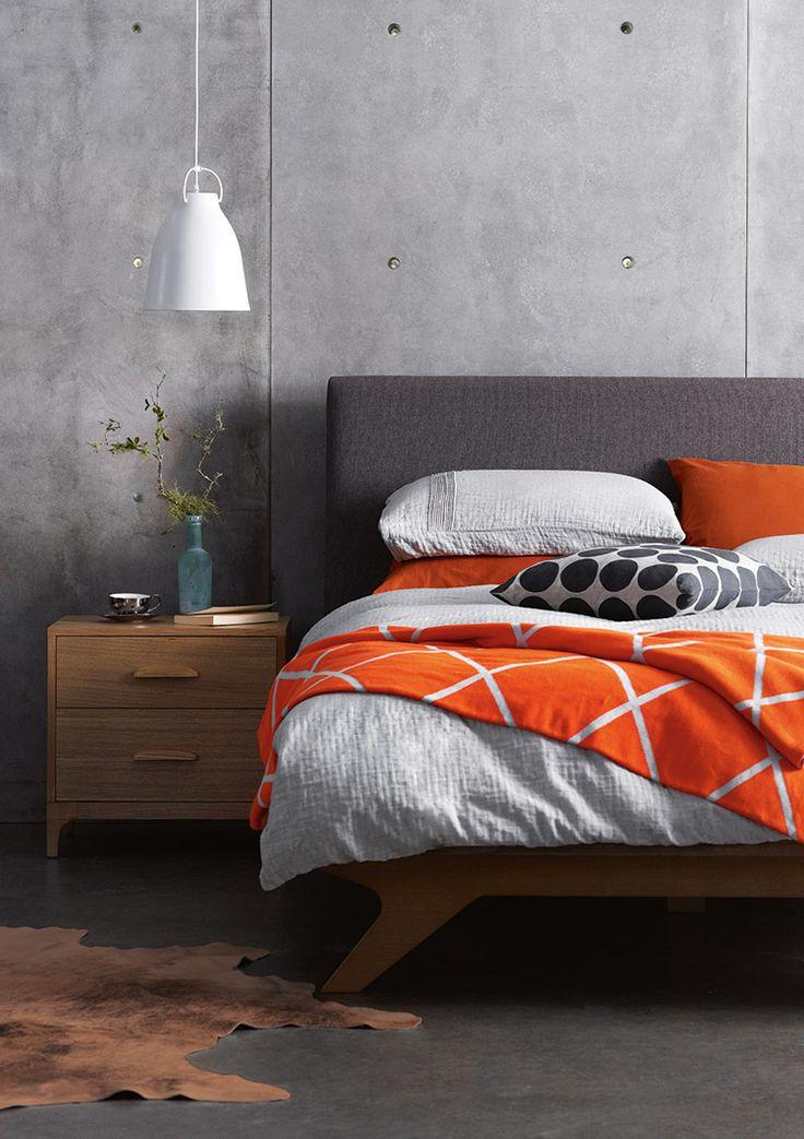 Made in Australia Calibra Bed Frame.