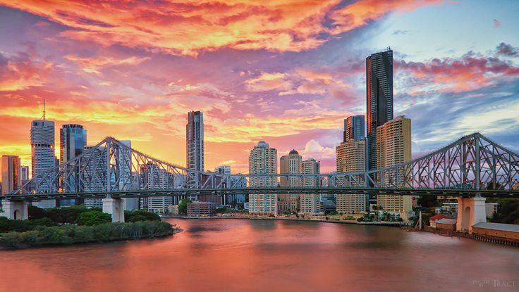 The Story Bridge Brisbane, Queensland, Australia