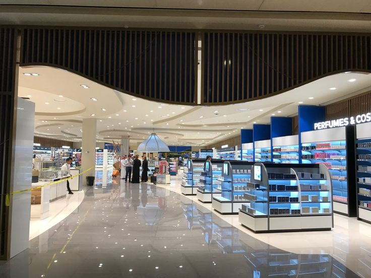 Lagardère Travel Retail opens 891sq m Aelia Duty Free store at King Fahd International Airport - https://www.dutyfreeinformation.com/lagardere-travel-retail-opens-891sq-m-aelia-duty-free-store-king-fahd-international-airport/