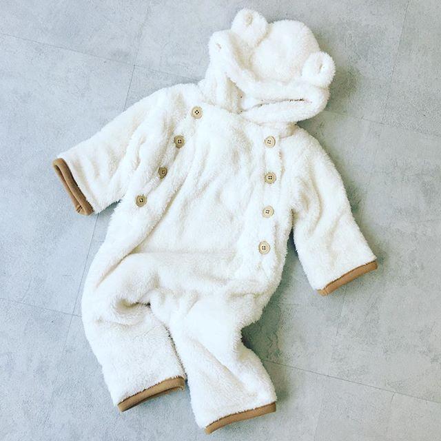 petitmain_official on Instagram pinned by myThings ベビーちゃんのうちに一度は着せたくなるアニマル系ボアスーツは、これからの季節にゼヒ👶🏻✨ アニマルボアスーツ ¥4320 サイズフリー #子ども服 #プティマイン #petitmain #赤ちゃん服 #babystyle #babyclothes #babyfashion #babywearing