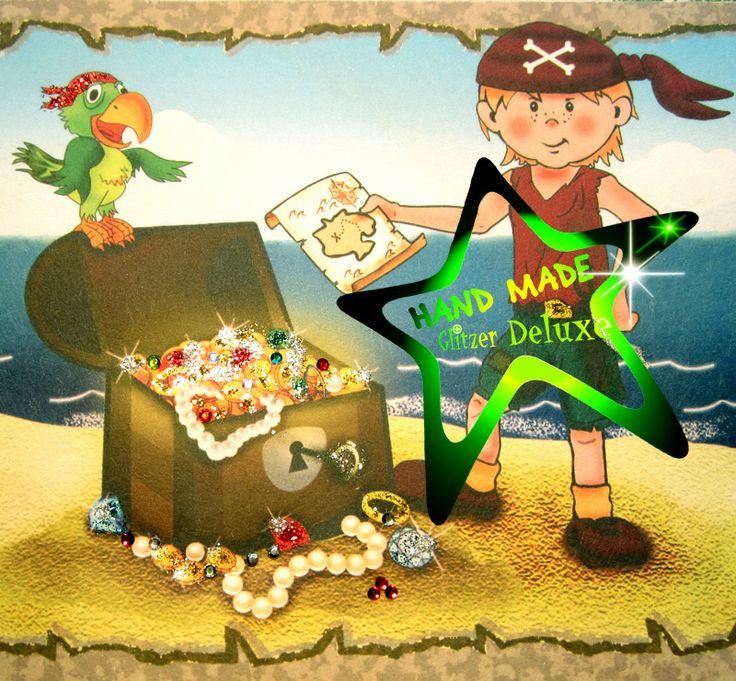 30 best Kinderzimmer • Glitzer Bordüren - handgemacht • Wallpaper ...