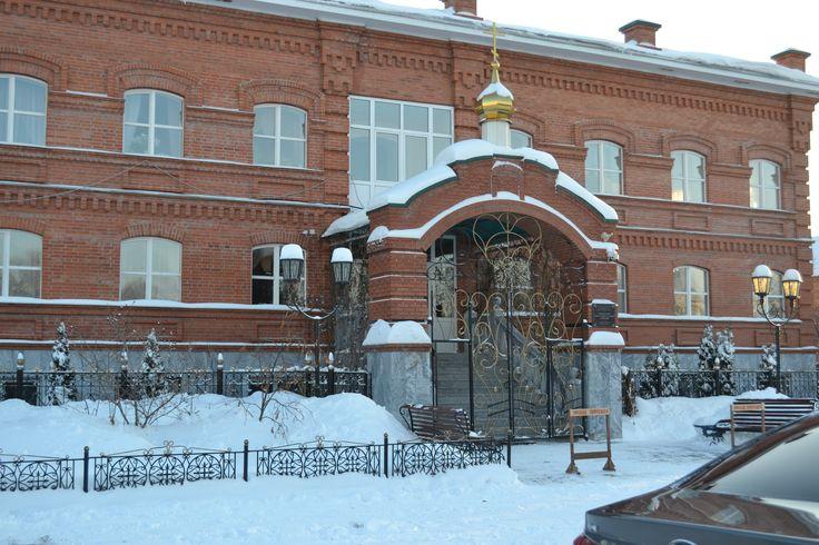 Христианская школа при Свято-Троицком мужском монастыре