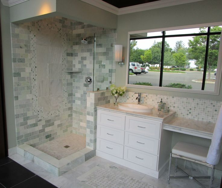 Biltmore Marble Bathroom My Work Commercial Tile Shop