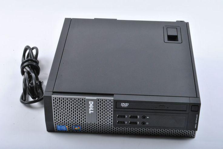 Dell OptiPlex 7020 SFF 4th Gen i5-4590 3.30Ghz 4GB 500GB DVDRW/Windows 10 Pro  #Dell Dell OptiPlex 7020 SFF 4th Gen i5-4590 3.30Ghz 4GB 500GB DVDRW/Windows 10 Pro #efesales #ebay #amazon #dell #computer #desktop
