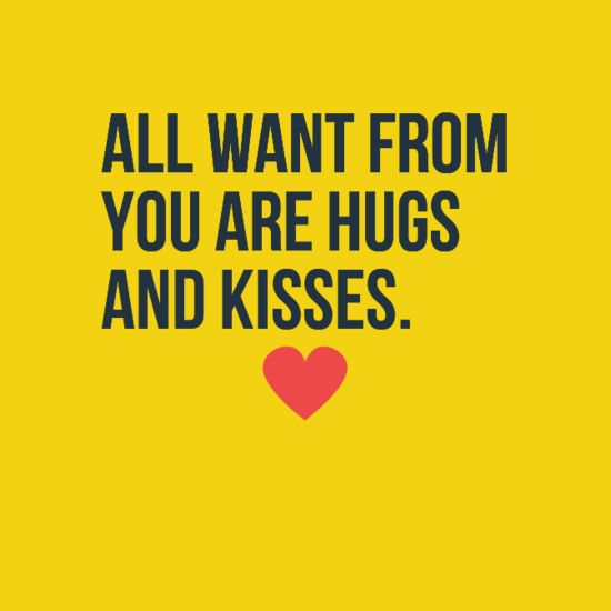 Hug And Kiss Love Quotes : hugs and kisses quotes kissing quotes love forward 70 kissing quotes ...