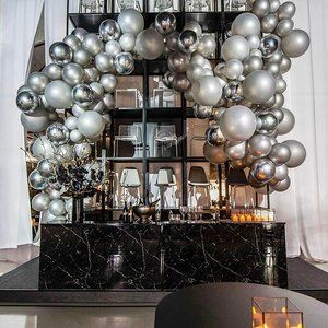 We have the best industry friends! Letting us take over their showroom with our balloon displays and for such an awesome event The Creative Cult by @harrythehirer bringing together melbourne best stylists and event organisers #thanksforhavingus #eventdecor #eventstyling
