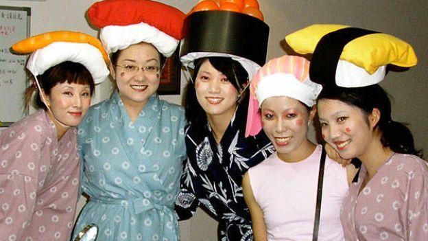 Come realizzare un costume da sushi per Carnevale