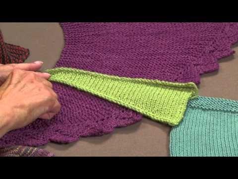 Short Row video course, very interesting: http://www.interweavestore.com/Knitting/DVDs-Videos/Knitting-Daily-Workshop-Short-Row-Knitting-with-Nancie-Wiseman-Video-Download.html
