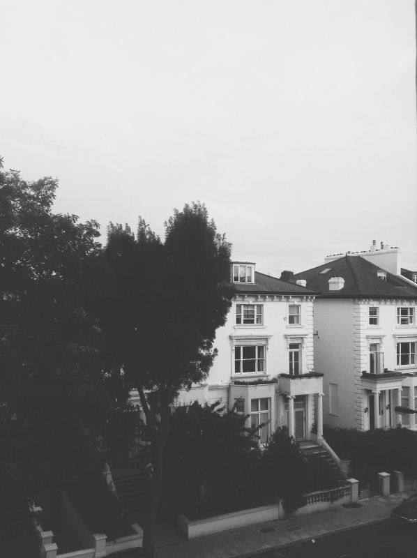 views from my apartment in Belsize Av.  see ya next time #London!  | katratziphoto | VSCO Grid