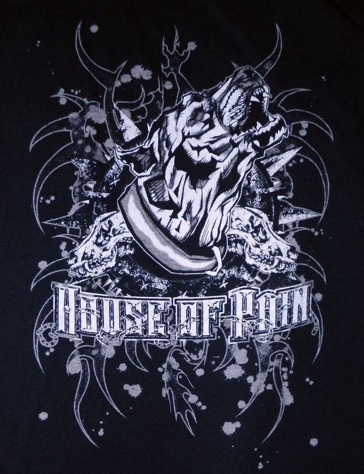 Vintage House Of Pain Tank Top L Dogs From Hell Everlast Danny Boy DJ Lethal  #NOTAG #GraphicTee
