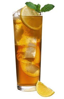 Long Island Iced Tea Drink Classic Cocktail Drink Recipe