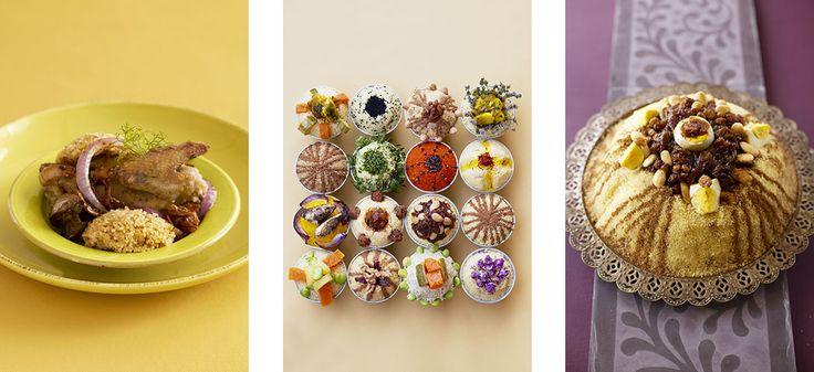Prenez-en de la graine: l'art si raffiné du couscous