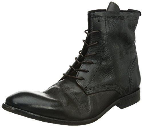 Oferta: 188.1€ Dto: -52%. Comprar Ofertas de Hudson Swathmore - Botines con cordones para hombre, color negro (black), talla 42 barato. ¡Mira las ofertas!