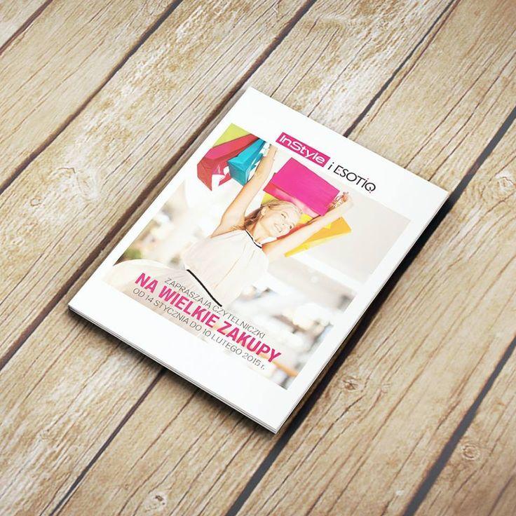 """Gotowe na WIELKIE ZAKUPY? Przyjdź do sklepu Esotiq z nowym numerem """"InStyle"""" i dokonaj dowolnego zakupu za co najmniej 99 zł. W prezencie otrzymasz od nas 30 zł na wszystkie produkty, również te przecenione, w salonach Esotiq w Polsce. PS: W sklepie online użyjcie kodu: InStyle2015  aby aktywować rabat! Zapraszamy na: www.esotiq.com"""