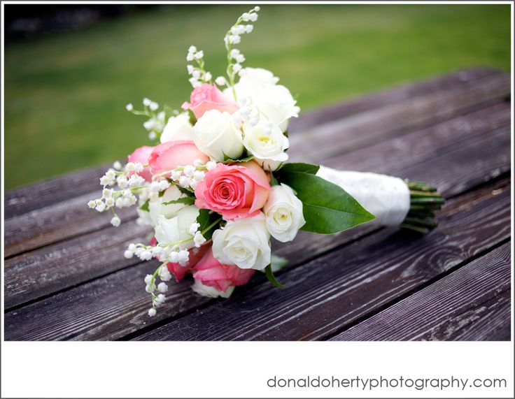 Sineads Stunning Wedding Flowers
