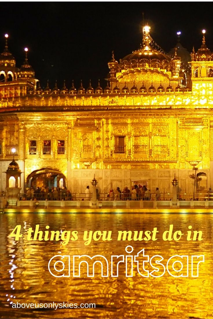 A spectacular temple, a turning point in history, cabaret at the border, and breakfast nirvana. How to spend two days in Amritsar, India.