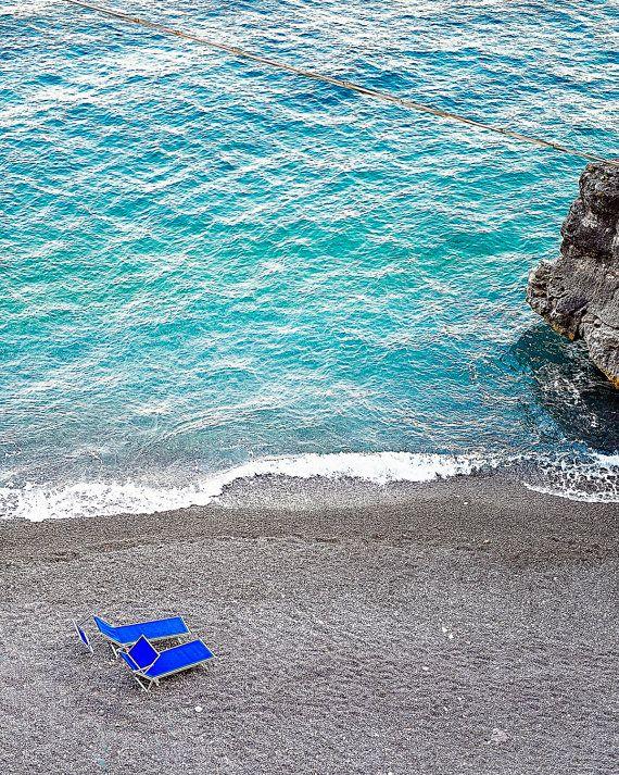 Positano Amalfi Coast Positano Print Positano by ItBeganInParis