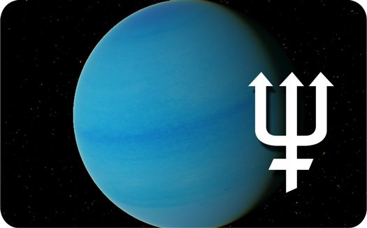Neptune rules the Pisces (along with his brother, Jupiter). Depending where Neptune falls in your astrological chart, you may feel this energy in interesting ways.