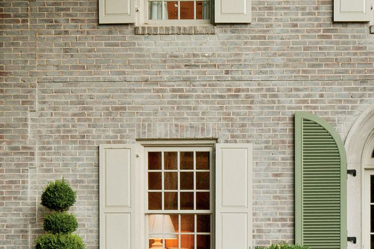 Lightened up the palette a charming restoration - Exterior house washing charlotte ...