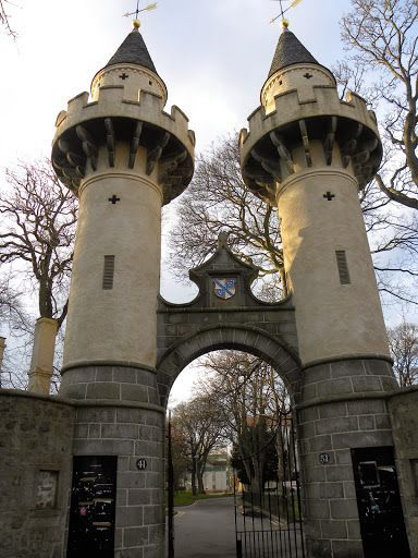 University of Aberdeen, Aberdeen, Scotland - Krunkatecture