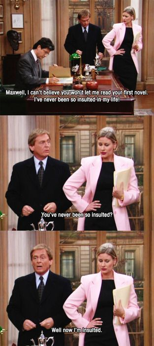 cc, the nanny, and niles image