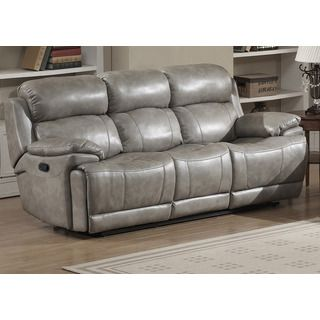 ABBYSON LIVING Clarence Top Grain Leather Reclining Loveseat | Overstock.com Shopping - The Best  sc 1 st  Pinterest & Best 25+ Leather reclining loveseat ideas on Pinterest | Ashley ... islam-shia.org