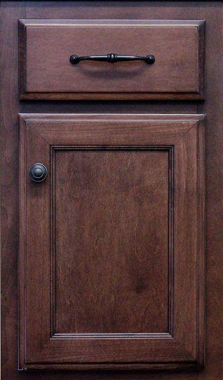 Brakur\u0027s Geneva Door Style Shown in Partial Overlay & 10 best Brakur Flat Panel Door Styles images on Pinterest | Custom ...