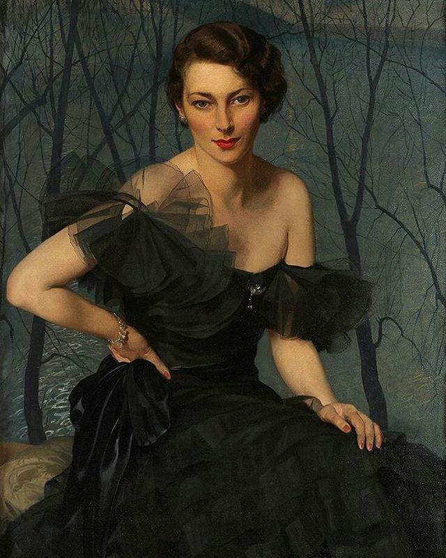 Pauline in Paris by James Gunn (1936)