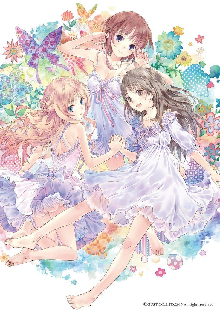Alchemist Girls - Kishida Mel on Tokyo Otaku Mode β