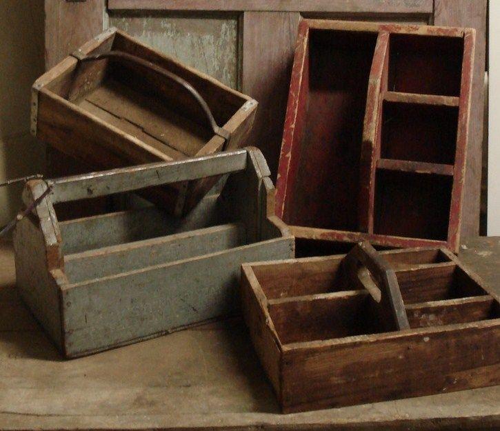 130 best images about sewing box costureros y cajas - Cajas de erramientas ...