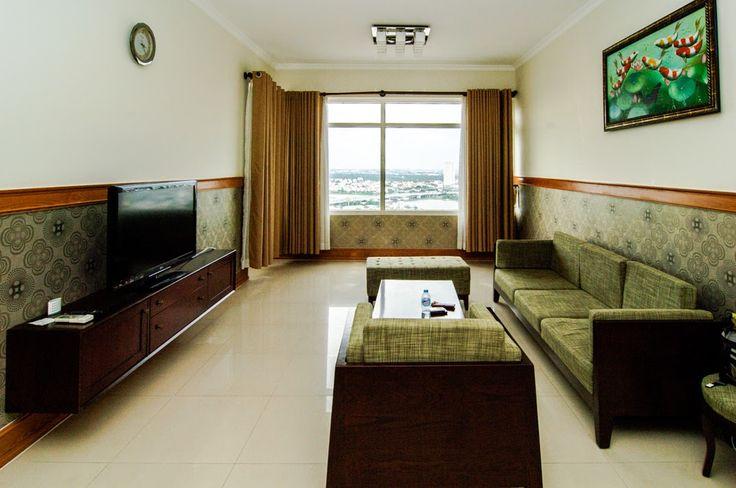 VinhRealtor: Well-lit 3 Bedroom Apartment in Saigon Pearl For Rent